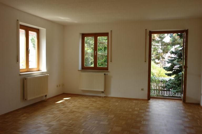 weitere Ansicht vom Wohnzimmer